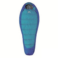 Спальный мешок левый MISTRAL LADY 175 light blue L