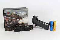 Ліхтарик BL 8468 з акумулятором