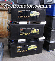 Аккумуляторы top car 6СТ-140 (полярность — +) только для грузовых аккумуляторных батарей