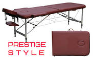 Різновиди масажних столів