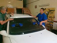 Заднее стекло на  OPEL Astra G (1998-2008)(седан)