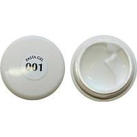Гель-паста Trendy Nails 1 белая, 5г