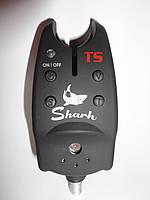 Сигнализатор поклевки прорезиненный Shark TS( не боится влаги)