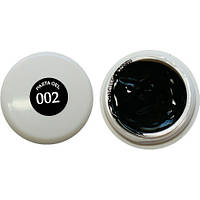 Гель-паста Trendy Nails 2 черная, 5г