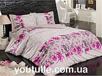 Постельное белье Arya Ранфорс в Коробке 2 Сп. 200Х230 Rose