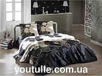 Постельное белье Arya Ранфорс в Коробке 1,5 Сп. 160Х230 Floblack