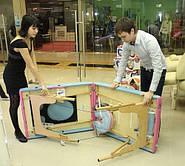 Складной деревянный массажный стол своими руками