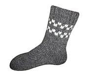 Носки шерстяные ручной вязки (35-37)