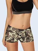 Мини-шорты Camouflage