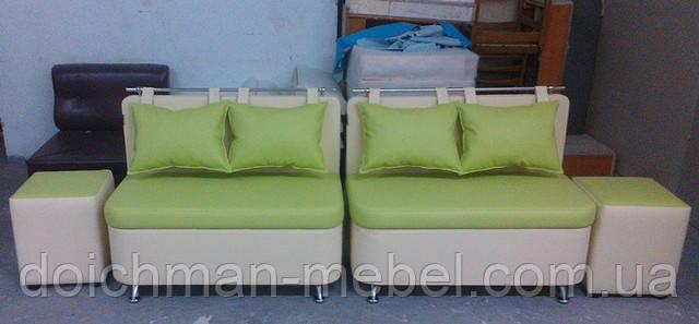 Лавочка диван для кафе, баров, балконов и кухни
