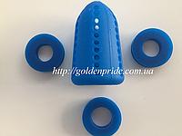 Диффузор силиконовый для кальяна-Синий, фото 1