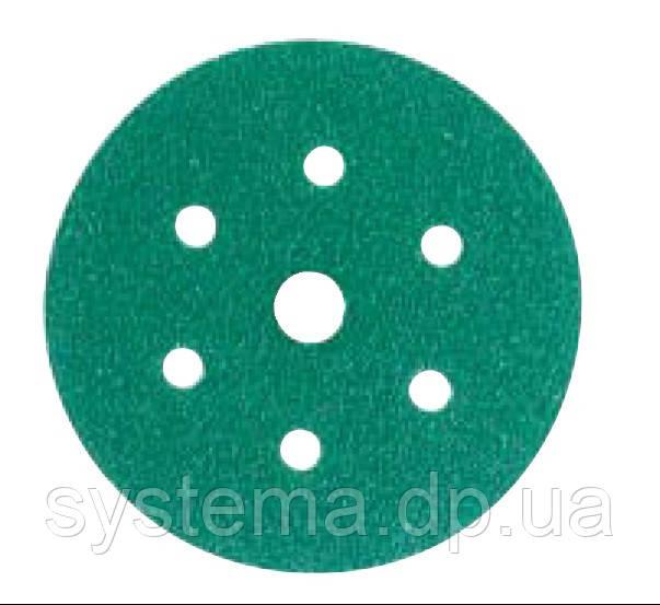 3М™ Hookit™ 245 - Шлифовальный круг, 150 мм, 7 отверстий, P40