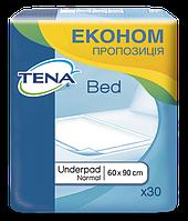 Пелюшки для дорослих та дітей Tena Bed Plus (60х60 см), 30-шт