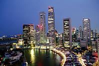 Новые горизонты Азии! Сингапур - азиатская Швейцария! Преимущества сингапурских компаний в бизнесе
