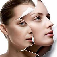 Базовый уход за лицом (увядающая кожа, глубокие и мелкие морщины)