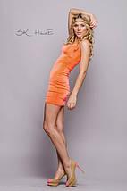 Летнее мини платье | Orange sk, фото 2