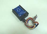 Ідентифікація водіїв та навісного обладнання в GPS моніторингу
