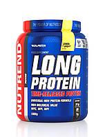Комплексный протеин Nutrend Long protein 1000g, фото 1