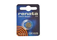 Батарейка RENATA CR1025