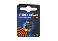 Батарейка RENATA CR1216
