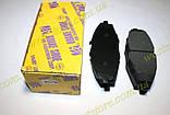 """Колодки тормозные передние Ланос 1.5 Сенс Матиз Lanos Sens Matiz 13"""" Kashiyama 96273708, фото 2"""