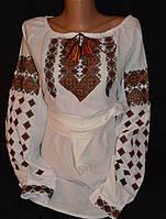 """Вышиванка """"МаКоша"""" женская на домотканом полотне. Вышиванки. Вышитые блузы"""