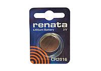 Батарейка RENATA CR2016