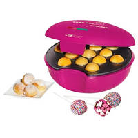 Аппарат для приготовления пончиков CLATRONIC CPM 3529 Pink
