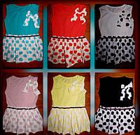 Платье для девочек Dz Moda  2-4-6-8-10-12 лет