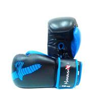 Перчатки боксерские Hayabusa PRO-AM Blue (иск. кожа)