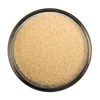 Айвори песок, цветной кремовый песок №2, вес 500 грамм