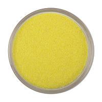 Желтый песок, цветной песок №3