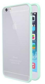Светло-зеленый чехол-бампер  для Iphone 6/6S