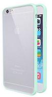 Светло-зеленый чехол-бампер  для Iphone 6/6S, фото 1