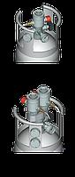 Устройство пиротехнического пуска (с пиропатроном УП-3М)