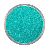 Бирюзовый песок, тиффани цветной песок №12