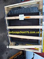 Радиатор  комбайн Нива с двигателем СМД 20, СМД 22 (5-ти рядный,медно-латунный)  Бузулук, Россия