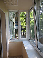 Металлопластиковое окно WDS