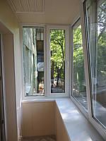 Металлопластиковое окно WDS, фото 1
