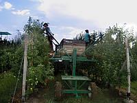 Садовая механизированная  лестница (платформа)СМП-1800