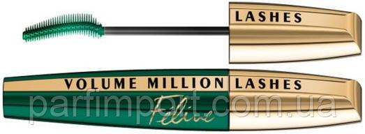 L'oreal Volume Millions FELINE Туш для вій (оригінал оригінал Франція)