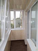 Металлопластиковое окно Openteck