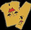 Костюм футболка+лосины, Турция на 1-2 года, фото 2
