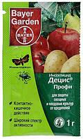 Инсектицид Децис Профи 1 грамм Bayer