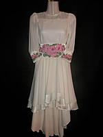 Платье детское вышиванка 134-152 рост