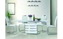 Стол Fano белый 160(220)X90