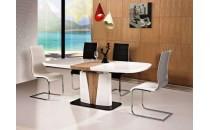 Стол Cangas белый 160(200)X90