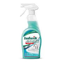 Моющее средство (молочко) для ванной Ludwik (Людвик) 750 мл