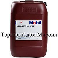 Редукторное масло MOBILGEAR 600 XP 68 канистра 20л
