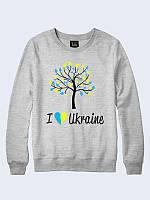 Свитшот I love Ukraine